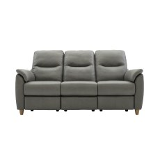 G Plan Spencer 3 Seater Power Recliner in Leather