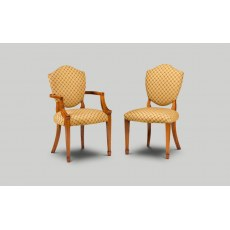 Iain James AL02/AL01 Alexander Dining Chair.