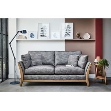 Ercol Serroni Medium Sofa.