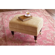 Parker Knoll York Fabric Footstool