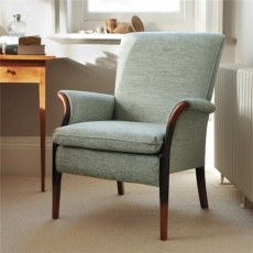 Parker Knoll Froxfield Fabric Side Chair