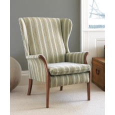 Parker Knoll Froxfield Fabric Wing Chair