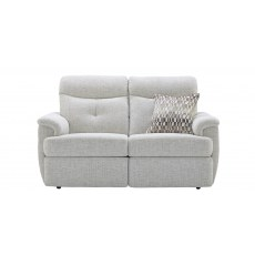 G Plan Atlanta Fabric 2 Seater Sofa