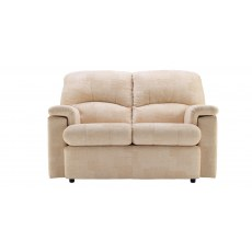 G Plan Chloe Fabric Small 2 Seater Sofa