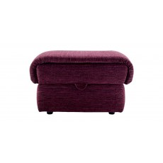 G Plan Henley Fabric Storage Footstool