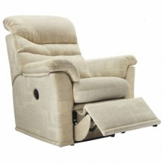 G Plan Malvern Fabric Power Recliner Chair