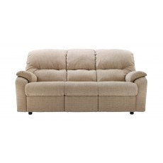G Plan Mistral Fabric 3 Seater Sofa