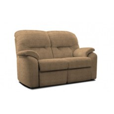 G Plan Mistral Fabric Small 2 Seater Sofa