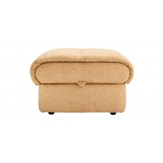 G Plan Mistral Fabric Storage Footstool