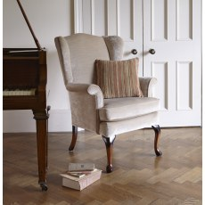 Parker Knoll Hartley Fabric Wing Chair