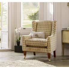 Parker Knoll Mitford Fabric Chair