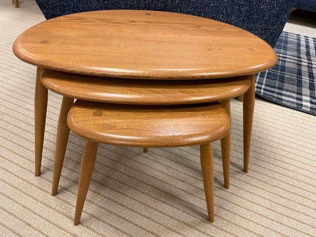 Ercol Ercol Originals Nest of Tables