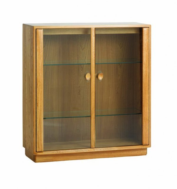 Ercol Ercol Windsor Small Display Cabinet