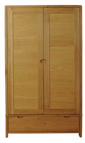 Ercol Ercol Bosco 2 Door Wardrobe
