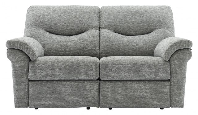 G Plan G Plan Washington Fabric 2 Seater Manual Recliner Sofa