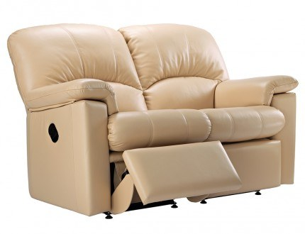 G Plan G Plan Chloe 2 Seater Recliner Sofa Double
