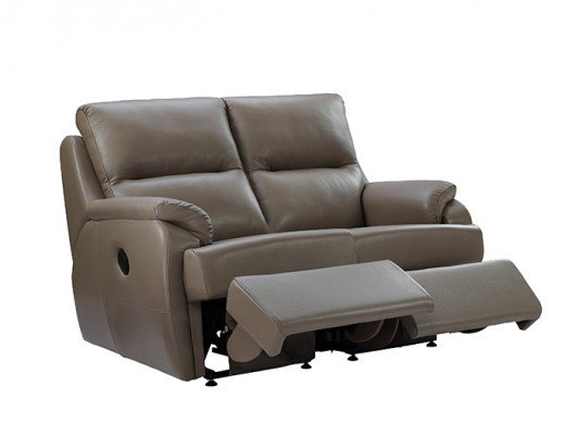 G Plan G Plan Hardford 2 Seater Recliner Sofa Double