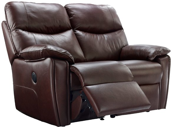 G Plan G Plan Henley 2 Seater Power Recliner Sofa LHF