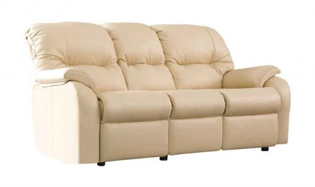 G Plan G Plan Mistral 3 Seater Recliner Sofa Double