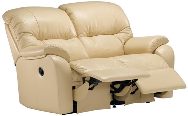 G Plan G Plan Mistral 2 Seater Recliner Sofa Double