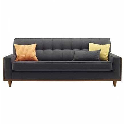 G Plan G Plan Vintage The Fifty Nine Fabric Large Sofa