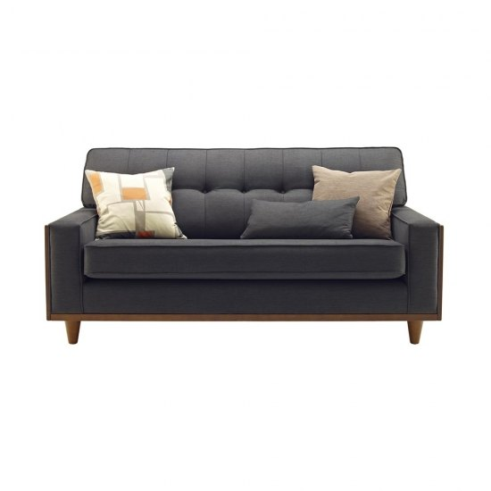 G Plan G Plan Vintage The Fifty Nine Fabric Small Sofa