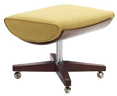 G Plan G Plan Vintage The Sixty Two Fabric Footstool