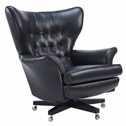 G Plan G Plan Vintage The Sixty Two Leather Armchair