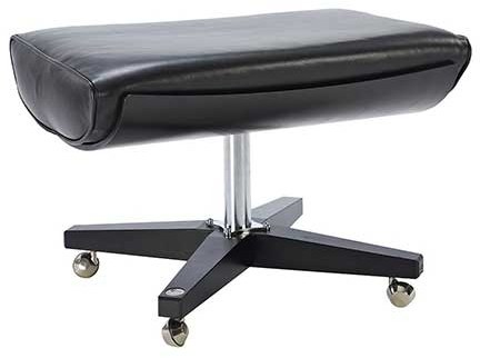 G Plan G Plan Vintage The Sixty Two Leather Footstool