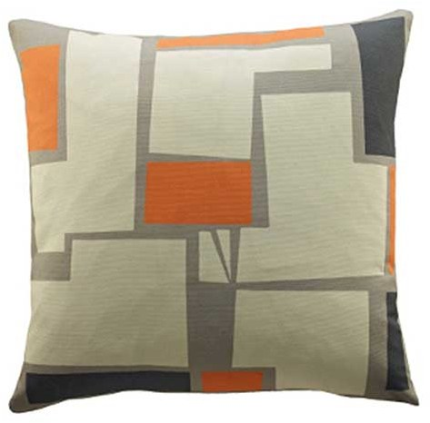 G Plan G Plan Vintage Wonky Pixel Orange Scatter Cushion