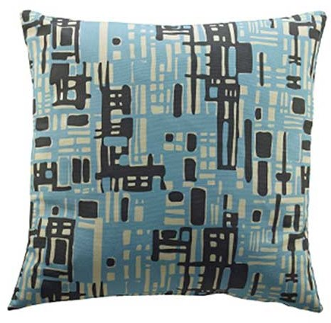 G Plan G Plan Vintage Texture Blue Scatter Cushion