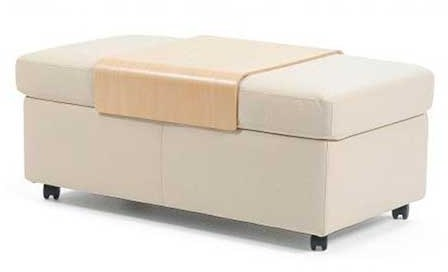 Stressless Stressless Double Ottoman Table