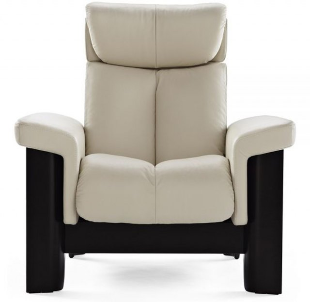 Stressless Wizard High Back Chair Paloma Leather