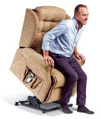 Sherborne Sherborne Lynton Royale Lift Electric Recliner