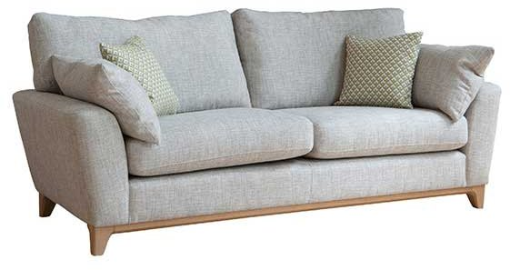 Ercol Ercol Novara Fabric Grand Sofa