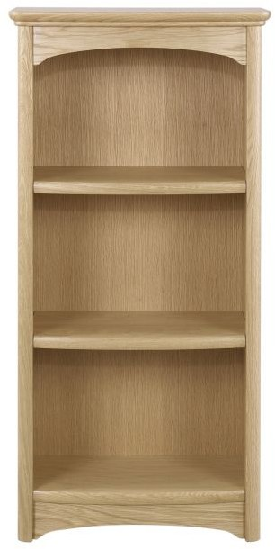 Nathan Nathan Shades Oak Mid Single Bookcase
