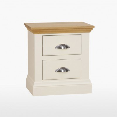 TCH TCH Coelo Wide 2 Drawer Bedside Chest
