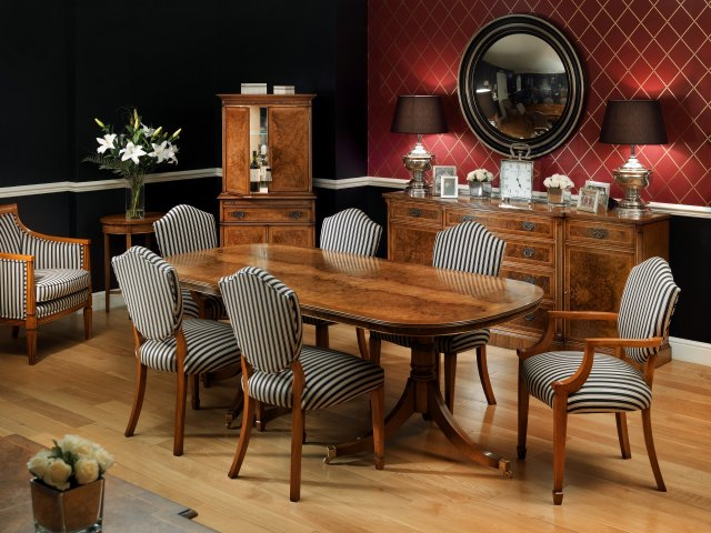 Iain James Furniture Iain James W155 Dining Table