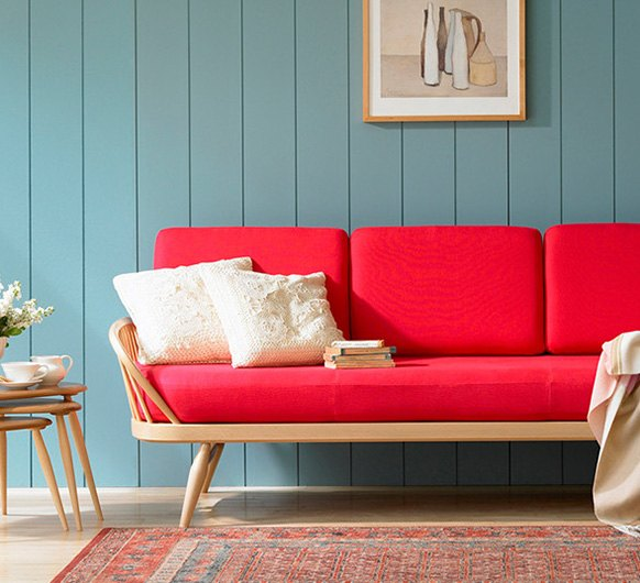 Ercol Ercol Originals Fabric Studio Couch