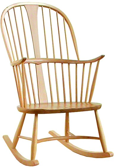 Ercol Ercol Originals Chairmakers Rocking Chair