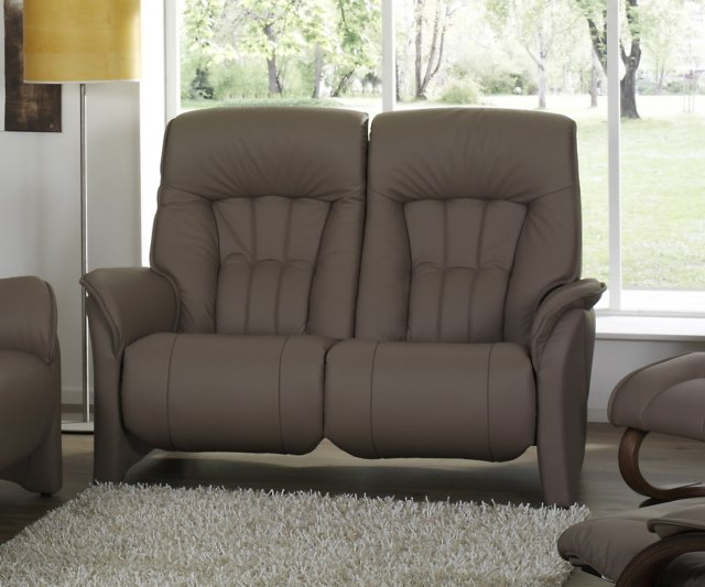 Himolla Rhine 2 Seater Sofa - Earth leather