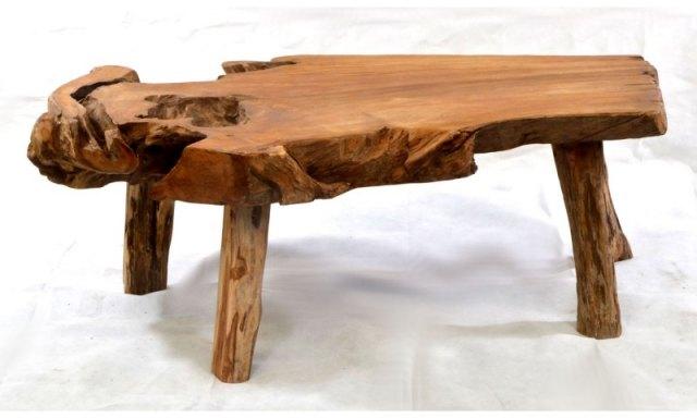 Tree Root Coffee Table Hunter Furnishing, Tree Root Furniture