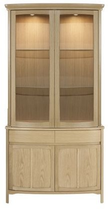 Nathan Nathan Shades Oak Combination Unit 1905-4045