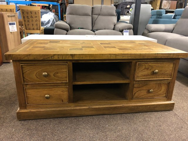 Manor - Coffee Table/TV Unit