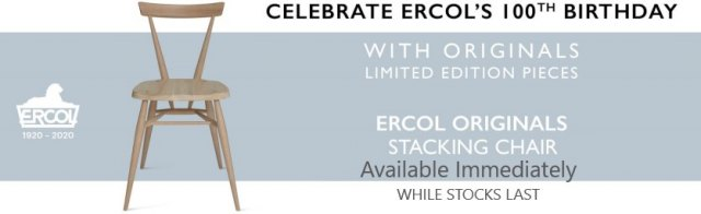 ercol Ercol Originals Stacking Chair