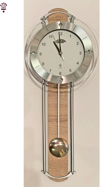 Bilib QC 9235 Contemporary radio control wall clock