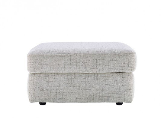 G Plan G Plan Atlanta Fabric Storage Footstool