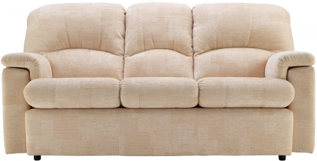 G Plan G Plan Chloe Fabric Small 3 Seater Sofa