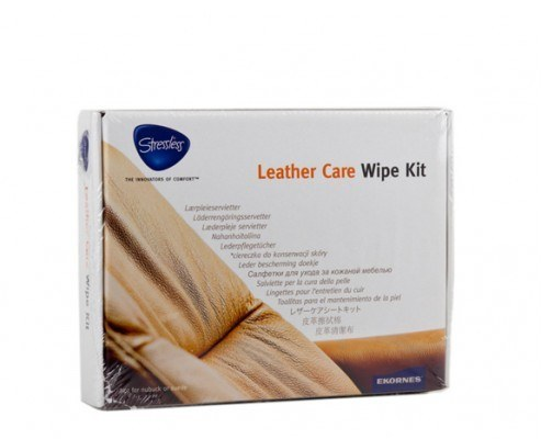 Stressless Stressless Leather Care wipe kit