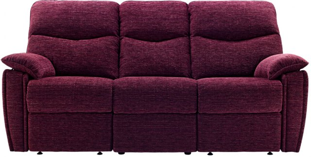 G Plan G Plan Henley Fabric 3 Seater Sofa